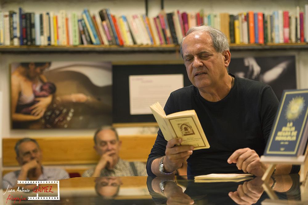 Javier Aroca. Foto: Juan Antonio Gámez