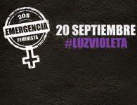 Manifestación Nocturna 20S. ¡Hagamos la noche violeta!
