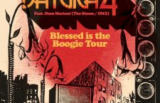 Datura4. Blessed is the Boogie Tour europeo