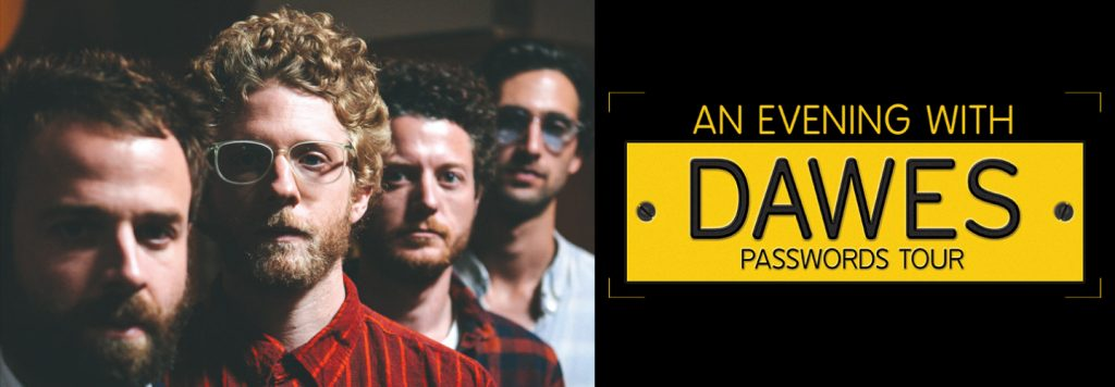 Dawes: Passwords Tour