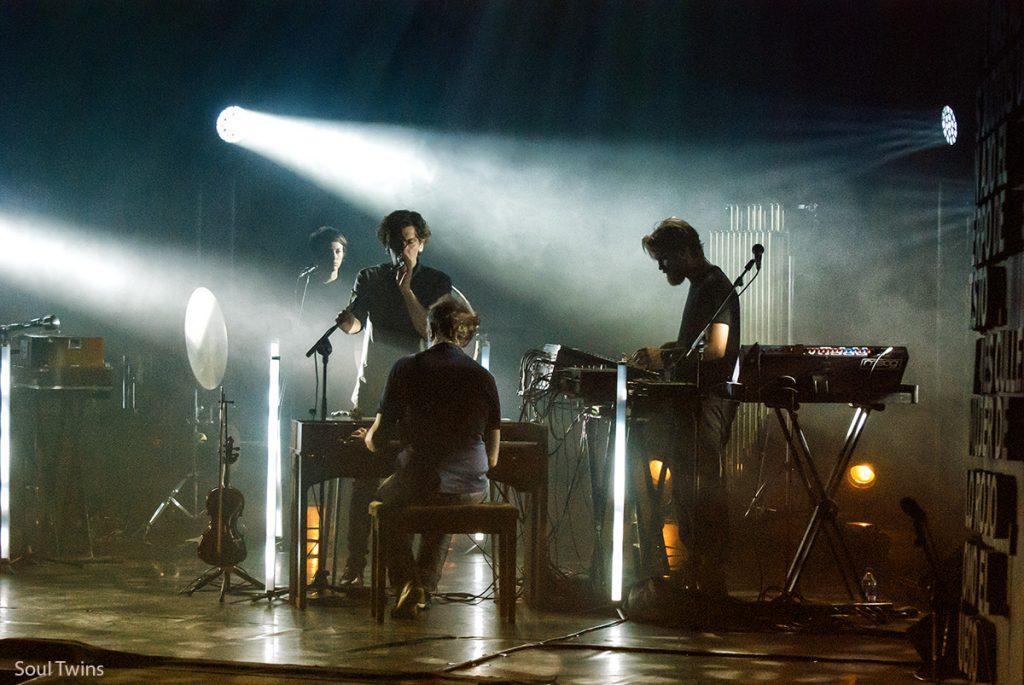 Yann Tiersen. Teatro Nuevo Apolo. Foto Soul Twins