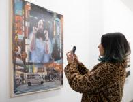 Doble Dirección exposición de Antonio Tone y César Goce en Plastic Murs