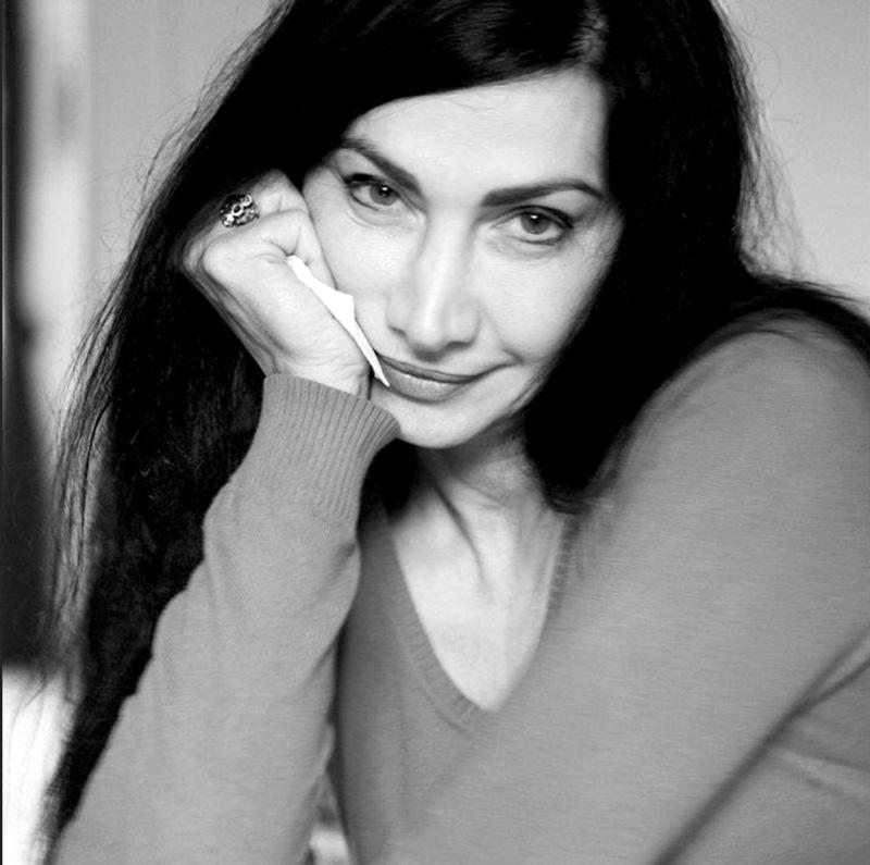 Maram al-Masri poetisa y traductora siria