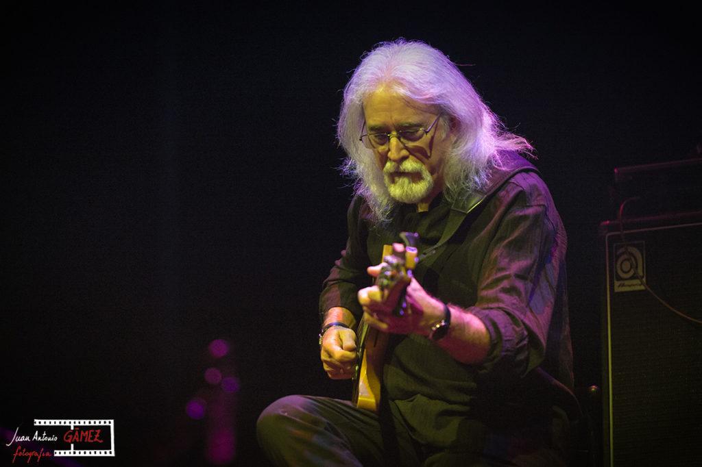 Carles Benavent. Foto: Juan Antonio Gámez