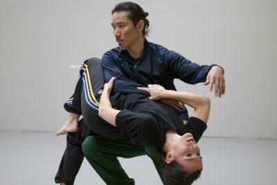 HASEKURA Project, Satoshi Kudo y Lucía Vázquez en el Teatro Central