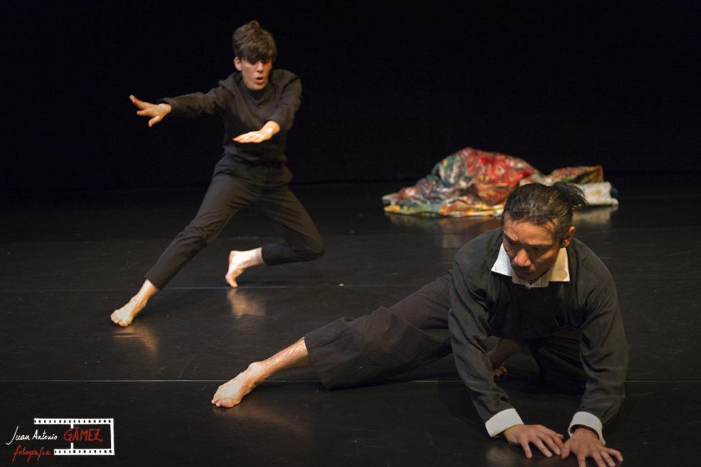 Natalia Jiménez y Satoshi Kudo. Foto: juan Antonio Gámez