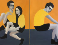 Fragmentos de vida: Rebecca Brodskis en galería Kristin Hjellegjerde Berlín