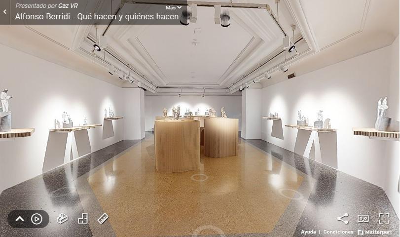 Visita virtual a la exposición