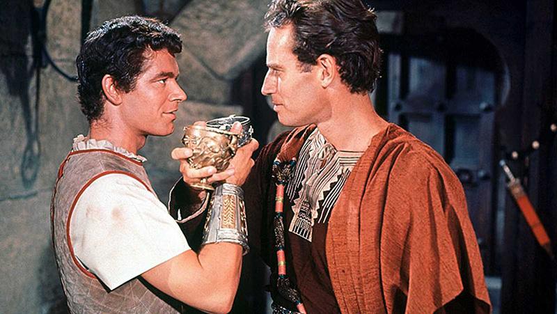 Ben-Hur, 1959 - MGM. Director: William Wyle