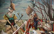 Avant Garde Tudela 2020 VII Muestra Internacional de Muralismo Contemporáneo