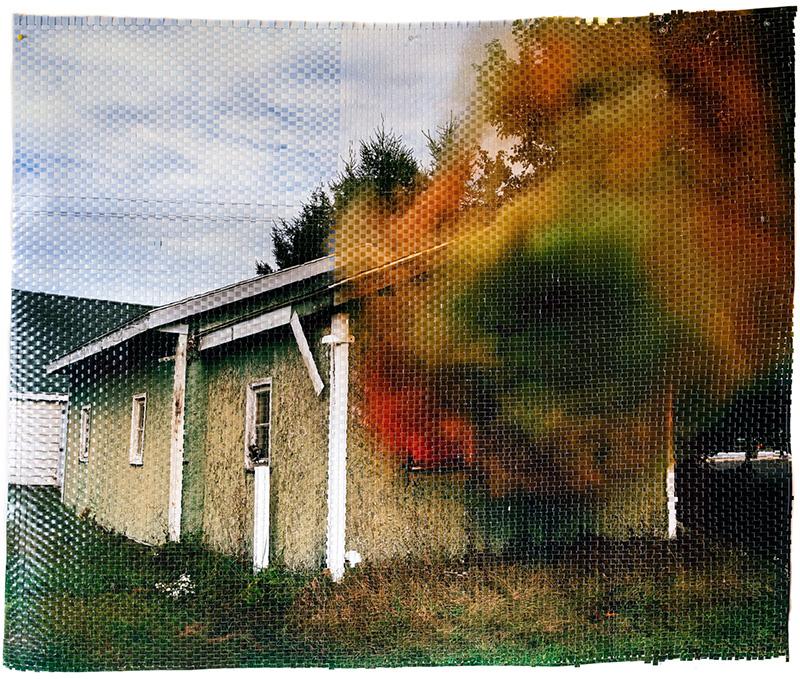 Last Breath, 2020 Impresión de pigmento de archivo tejido a mano 149 x 125 cm