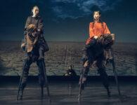 Sidi Larbi Cherkaoui / Eastman gran espectáculo visual en Teatro Central