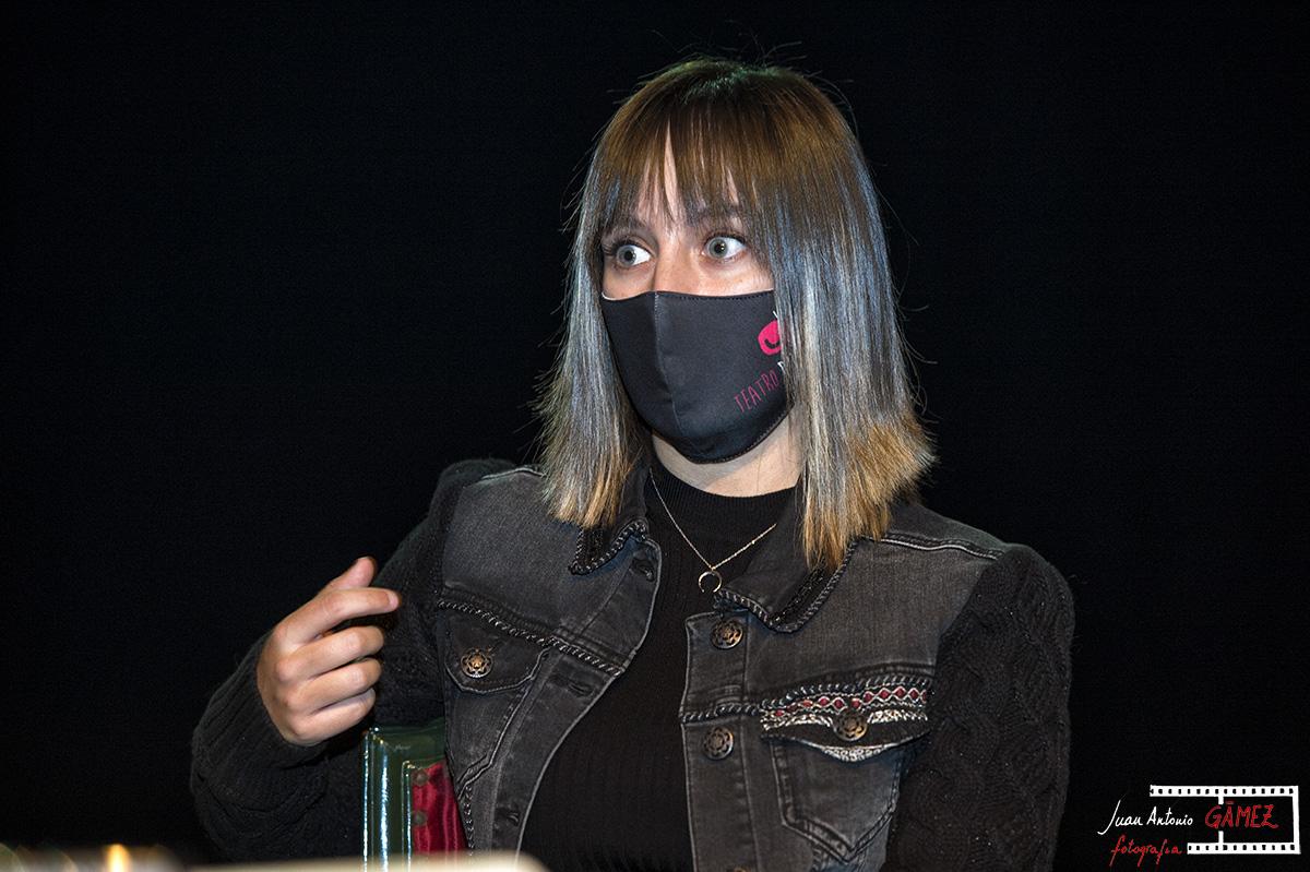 Ana Sosa. Foto: Juan Antonio Gámez