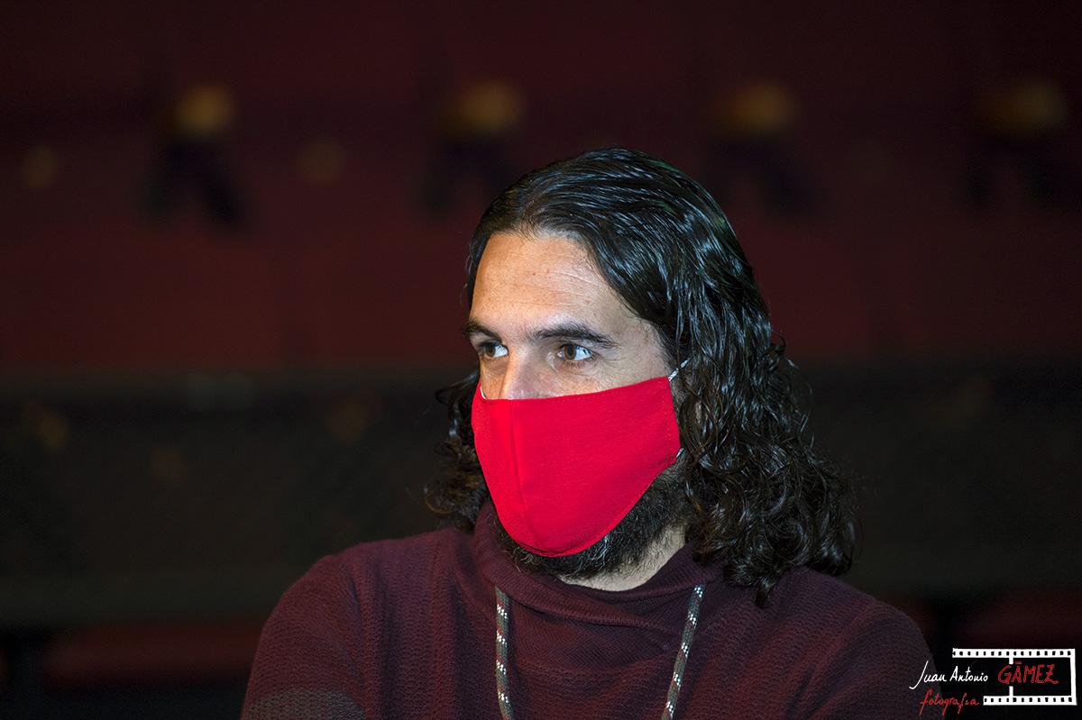Daniel Domenech. Foto: Juan Antonio Gámez