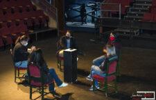 El teatro va a seguir existiendo porque es una necesidad