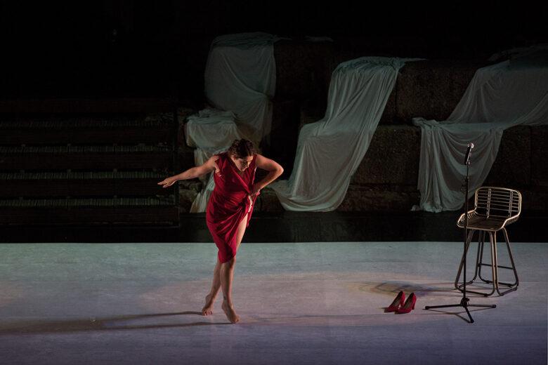 Lucía Bocanegra/La Tarasca ofrecerán una pieza tan ambiciosa como prometedora