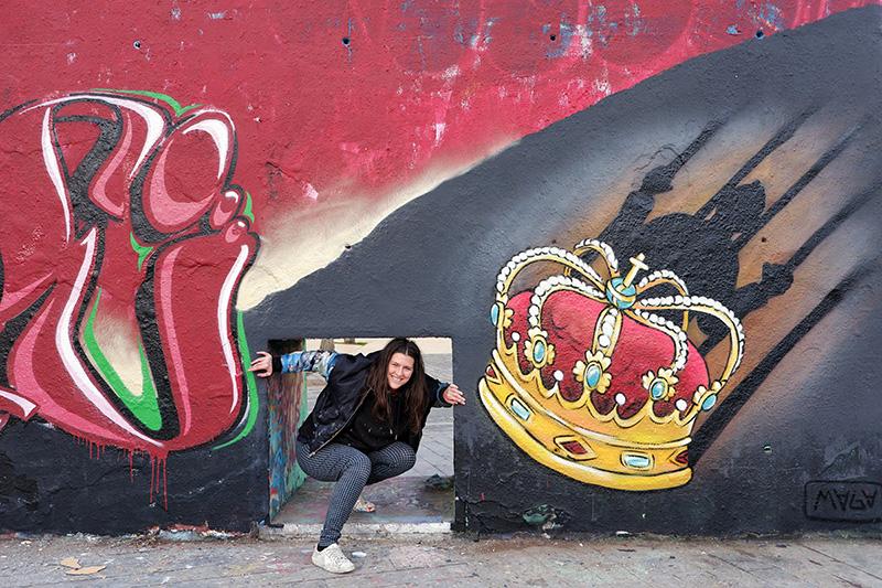 Maga. Foto: Fer Alcalá