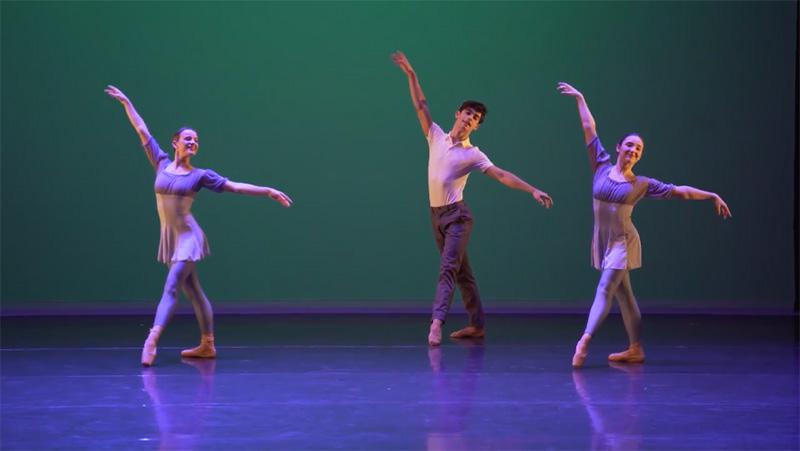 Memorias. Conservatorio Profesional de Danza de Sevilla Antonio Ruiz Soler