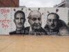 Nuevos murales de apoyo por libertad de Pablo Hasél en Barcelona