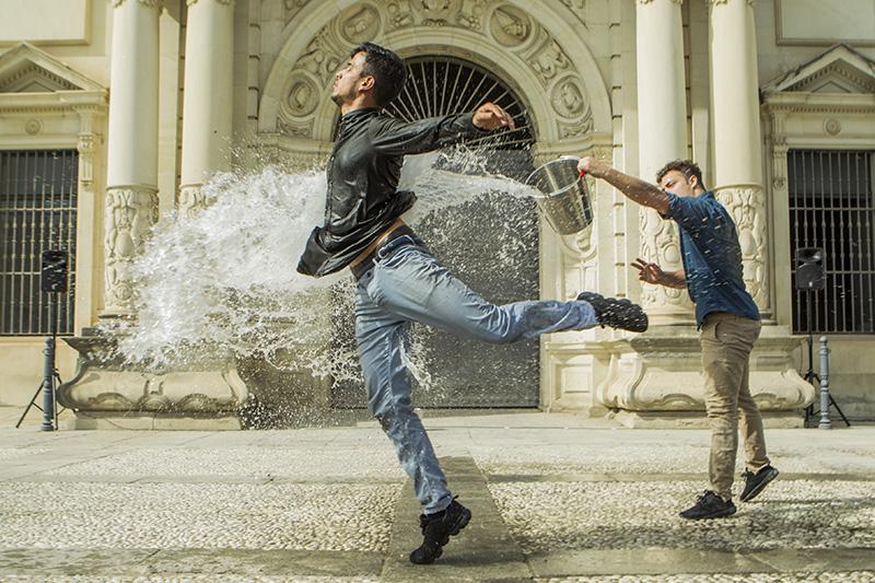 ERTZA en Mes De Danza. Foto Luis Castilla