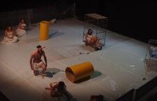 Cía Teatro Pirata nos trae su particular homenaje al trabajo de Angélica Lidell al Teatro Távora