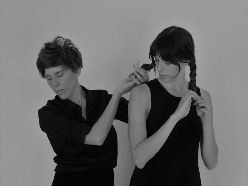 TRINUS - Sara Barker y Natalia Jiménez