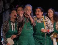 El racimo de La Lecherita producciones, alegato valiente por la convivencia