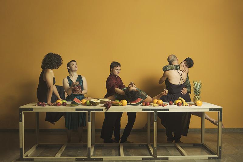 El Festín de los Cuerpos. Foto Raquel Álvarez