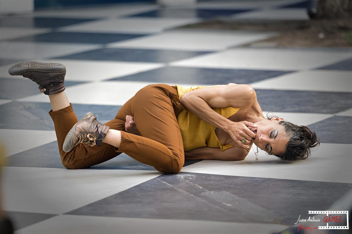 Judith Mata. Foto: Juan Antonio Gámez