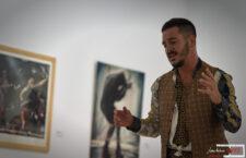 Cuadros de Juan Carmona Vargas, propician una memorable convivencia entre la fotografía, la pintura y la danza