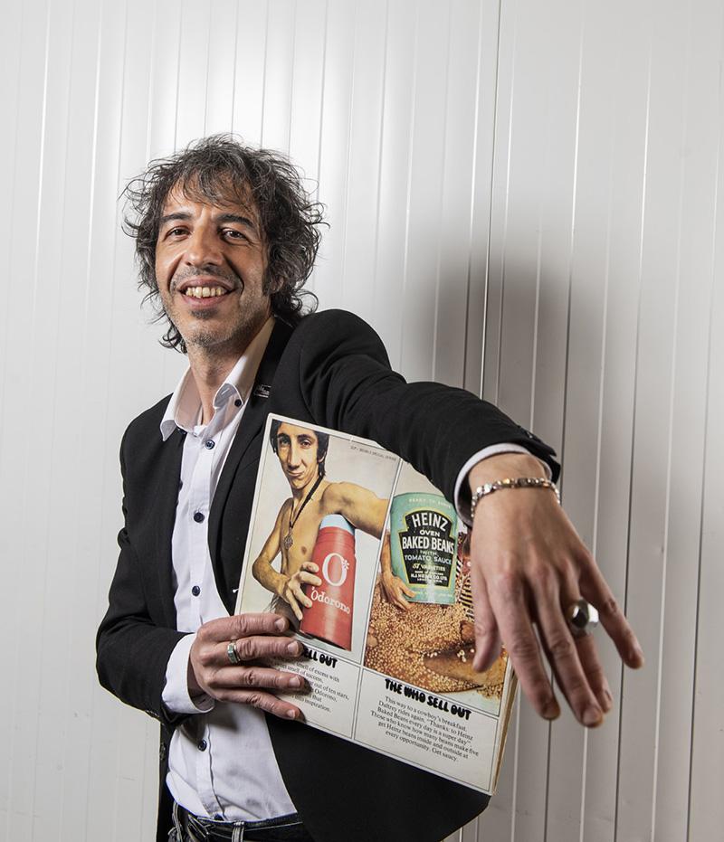 Marc Ros - Sidonie. Foto: Alfredo Arias